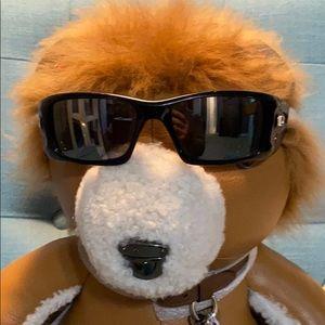 Oakley Crankcase Wrap Around Sunglasses